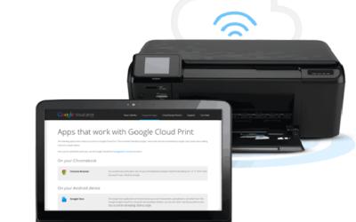 Collegare stampante in rete