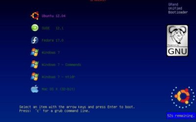 Grub2Win installare il bootloader Grub2 su Windows